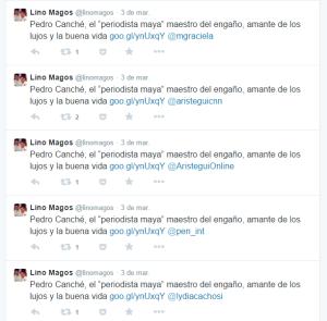 Lino Magos linomagos Twitter
