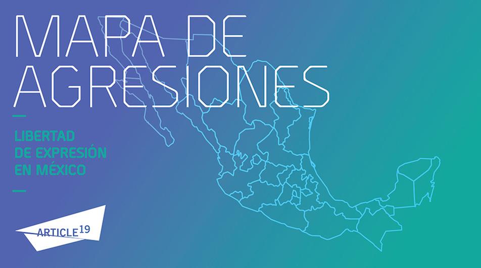Mapa de agresiones