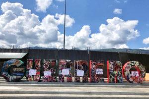 Protestan periodistas por asesinato de Gabriel Soriano. (Foto: Ezequiel Flores)