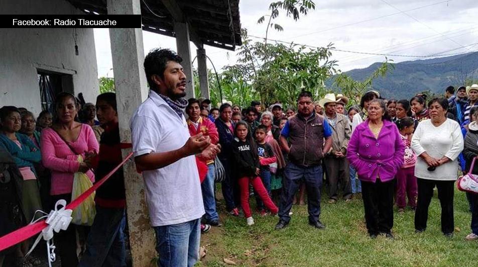 Desplazado, activista de Puebla contra proyecto hidroeléctrico