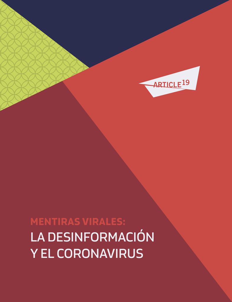 Mentiras virales: La desinformación y el coronavirus